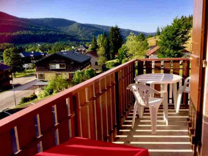 Appartement 3 pièces station Monts-Jura Lélex