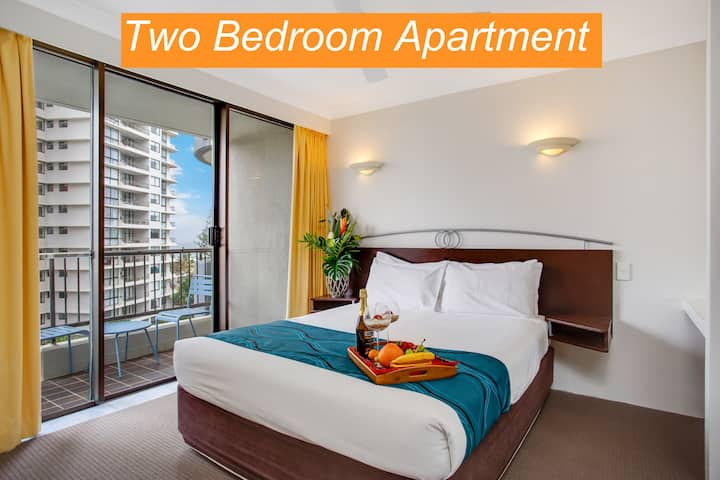 Pacific Resort - 2 Bedroom Apartment - 3 Nights + NO CLEANING FEE
