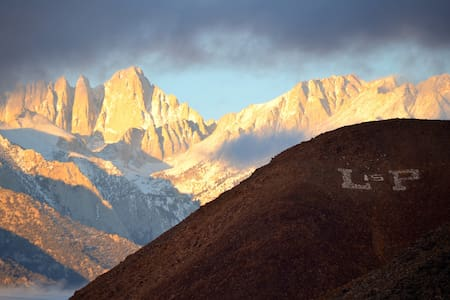 Mt Whitney View Home! - Lone Pine - Autre