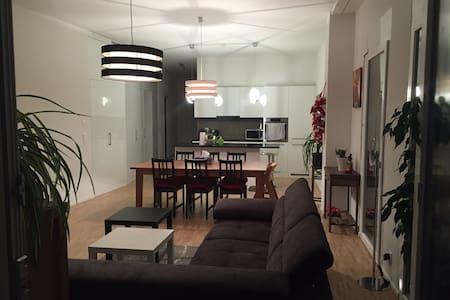 Appartement neuf de standing suppérieur - Friburgo