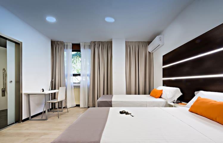 Double Room - Hostel Boutique Roisa