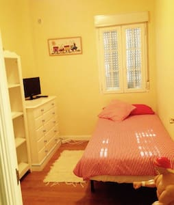 Acogedora habitación para 1 persona