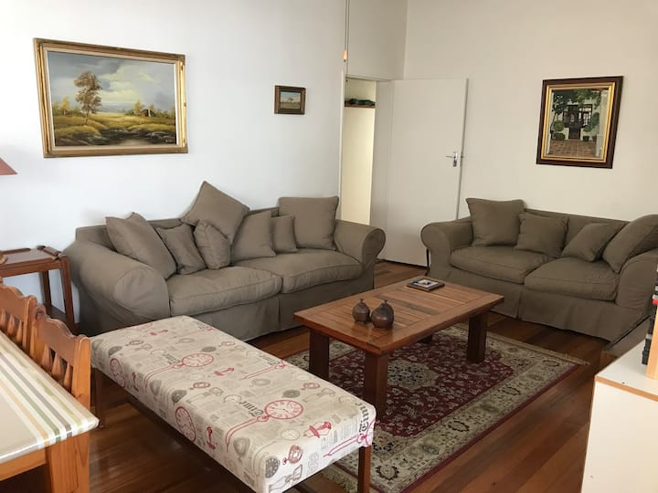 Apartment with Private Entrance and Secure Parking