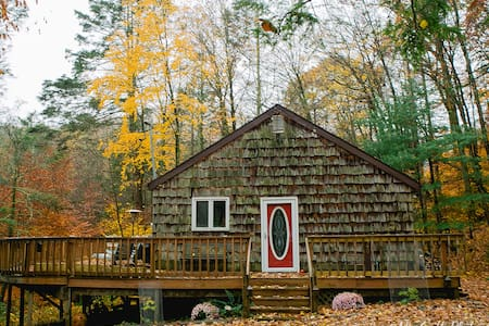 Enjoy the beauty of the Fall in the Catskills