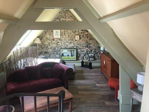 Charming studio in the Opal Coast