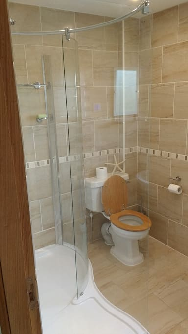 En-suite bathroom (off master bedroom).