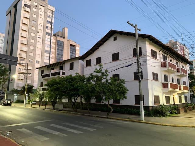 Apartamento Marisco 50mts da praia
