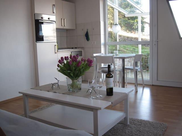 Ferienwohnung Merzel's schöne Aussicht, (Bühlertal), Ferienwohnung, 41qm, 1 Schlafzimmer, max. 3 Personen