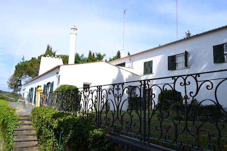 Quinta à beira do Rio Tejo - Villa