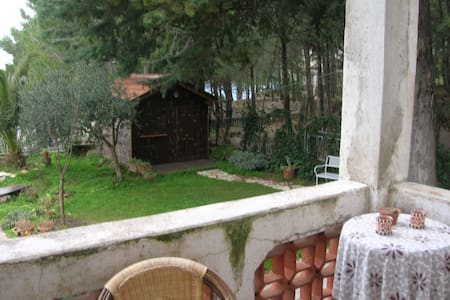 Casa con vista panoramica - Haus