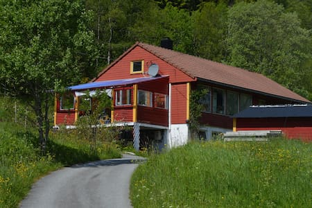 Apartment in spectacular nature - Hordaland, NO