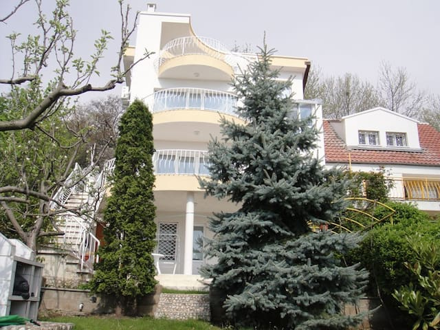 Villa with sea view on the beach - Варна - Дом