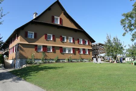 Gruppenhaus auf dem Bauernhof - Rothenburg - Hus