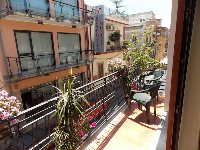 Casavacanze Mariafrancesca - Santa Teresa di Riva - Apartamento