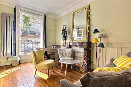 Cosiest flat in Paris