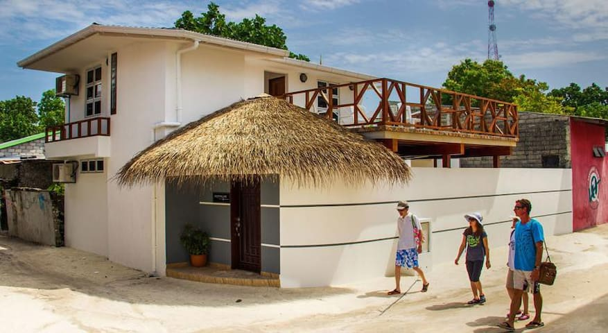Crystalline Rooms - Rasdhoo - Bed & Breakfast