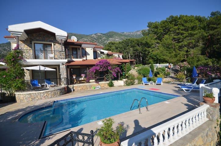 Estates Turkey Holiday Villa - Ölüdeniz - Huis