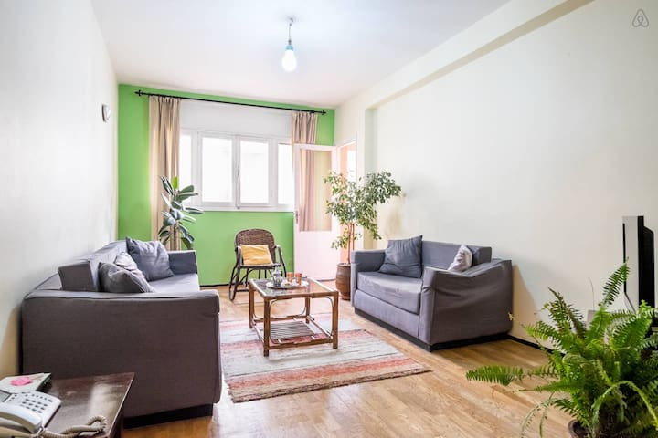 nice apartement in heart of tangier - Tangier - Apartment