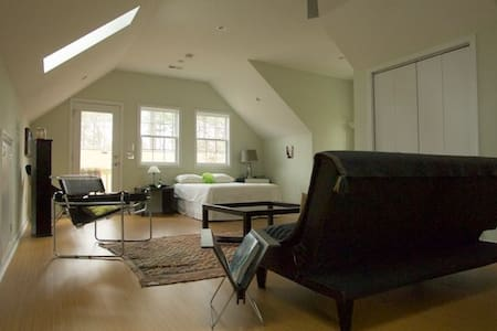 Detached Spacious Loft-Style Suite - Cary - Haus