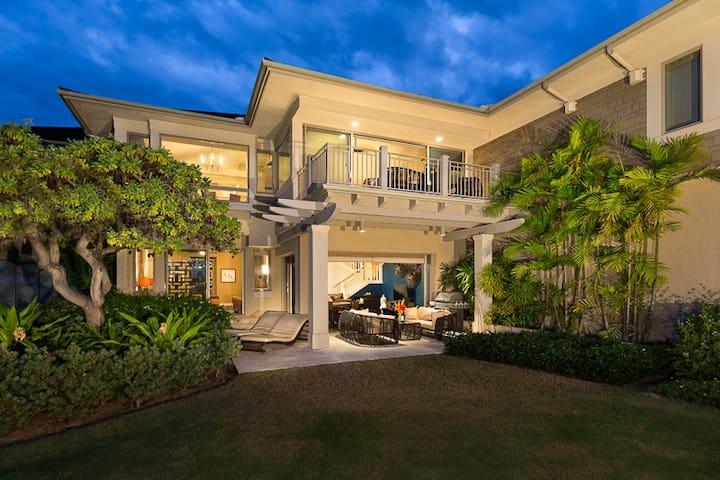 Hualalai Resort Palm Villa 140B