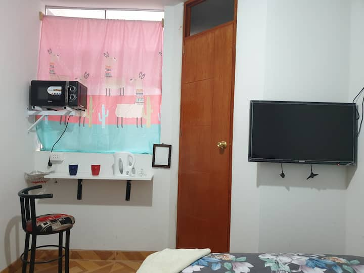 Habitación con Mini Kitchen