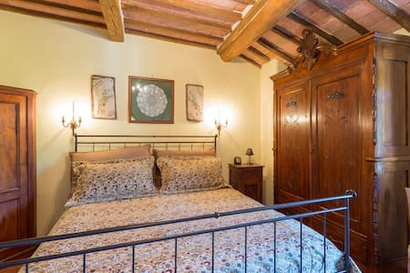 Townhouse with Gourmet Kitchen - Panicale - Appartement