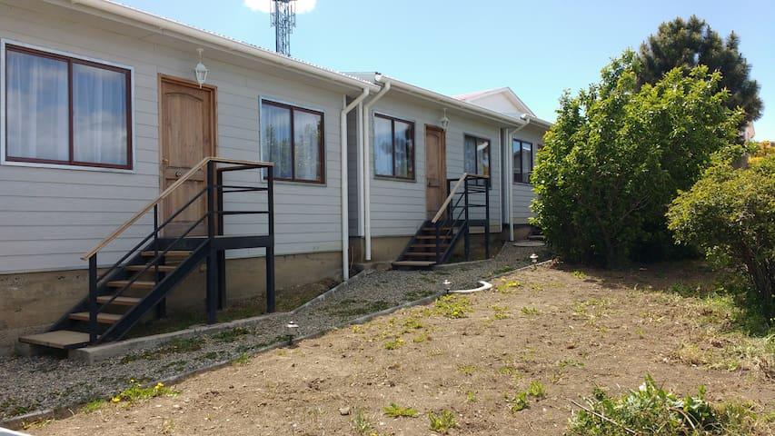 Alojamiento Cabaña Vista Estrecho 3