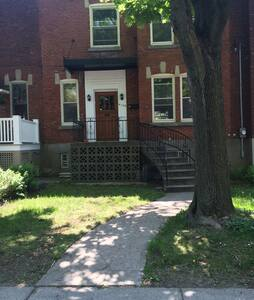 Spacious and quiet home in trendy NDG - Montreal