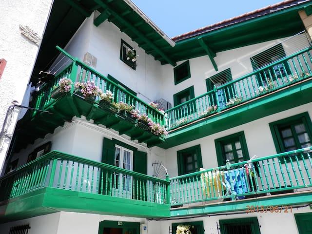 Apartamento reformado centrico (REGISTRO ESS00299) - Hondarribia - Flat