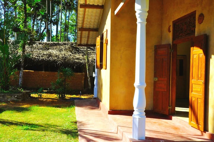 Ayurveda Garten - Erholung pur in der Natur
