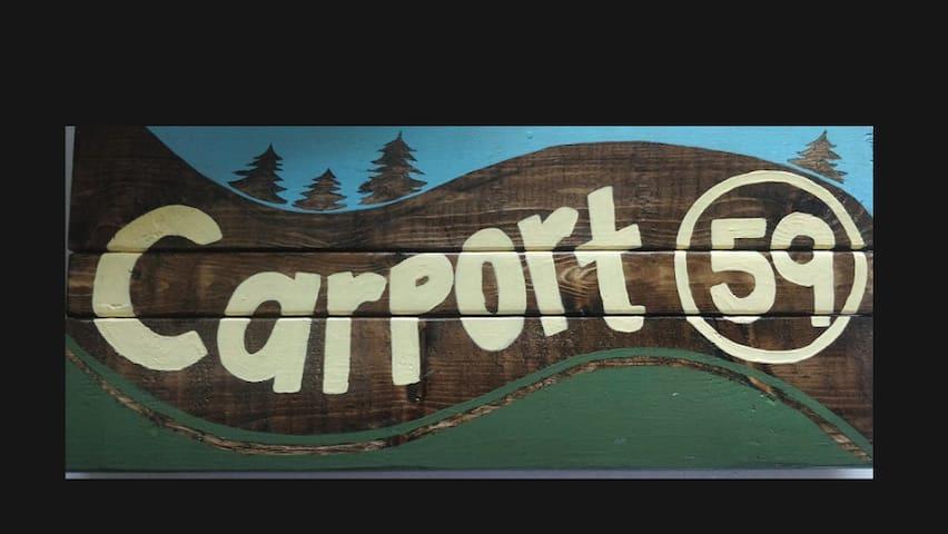 Thank you for choosing Carport 59!!
