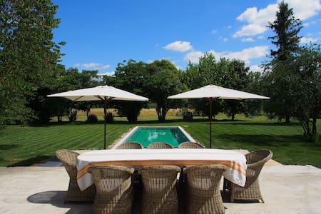 'La Belle Vie' close to St Emilion - Flaujagues - บ้าน