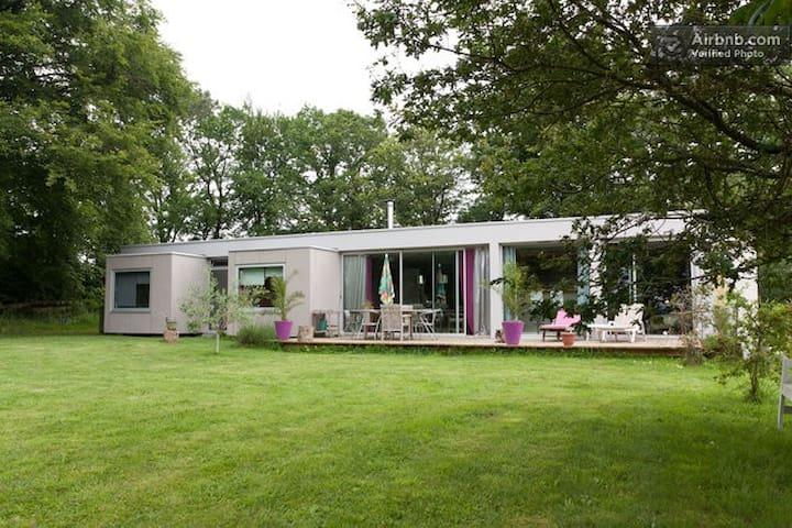 Une maison en contact avec la natur - Pluvigner - Hus