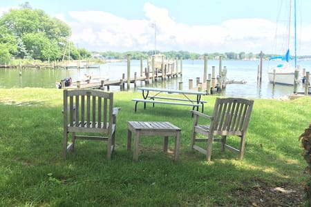 Annapolis-Galesville Waterfront Getaway - 盖尔斯维尔(Galesville) - 独立屋