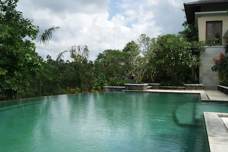 A Great Mountain Villa @ North Ubud - Gianyar - Villa