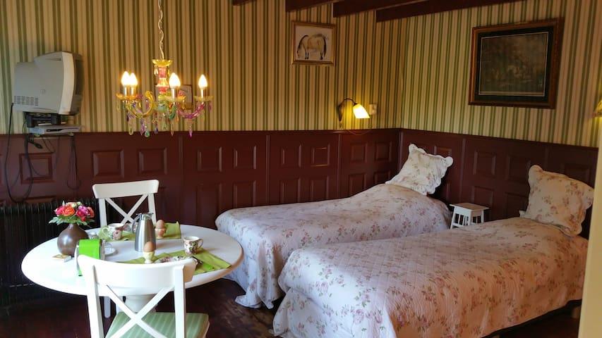 B&B Het Oude Bos: bosrijke omgeving - Wijnjewoude - Bed & Breakfast