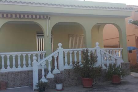 Casa con parcela - Cullera - Almhütte