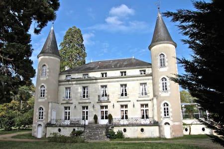 Chamb. CHAMBORD/CHATEAU en TOURAINE - Tournon-Saint-Pierre - Castle