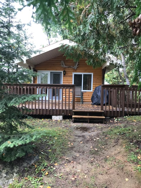 Chalet Spa Baie Solitaire 1124