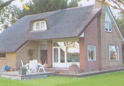 Countryhouse family Bakker - Den Oever