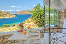 Eirini Luxury Hotel Villas-One bedroom villa