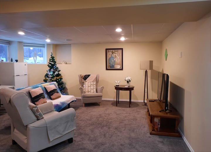 Super A two bedrooms basement