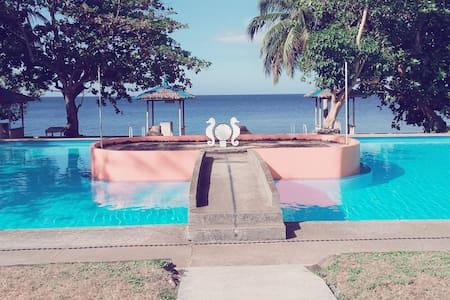 Pilgrim Beach Resort aircon room - Sagay - 公寓