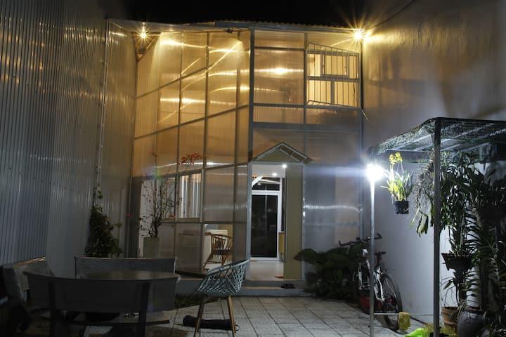 Diep's villa