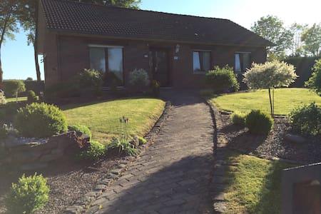 Eifelhaus Emmels, family garden 10P - Ház