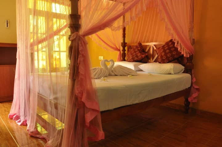 Green Villa Unawatuna - Standard Triple Room
