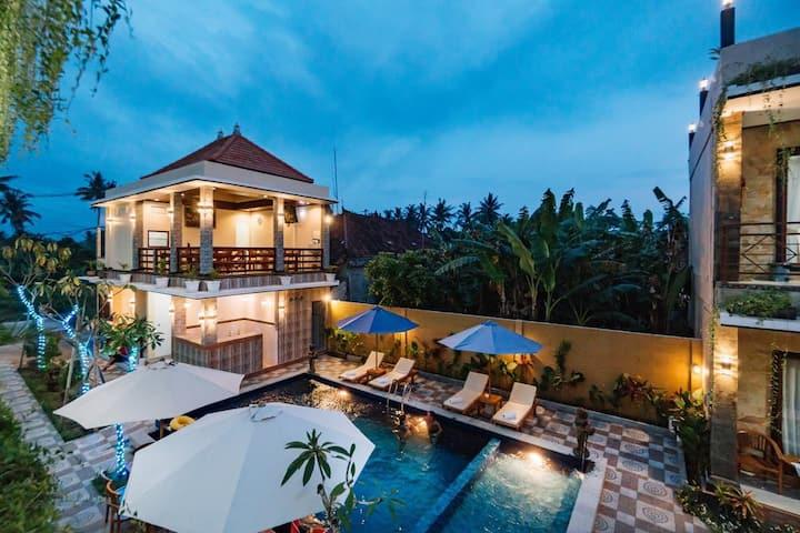 Guest Love Nusa Lembongan 1 Superior SAriinn Villa
