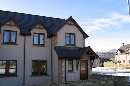 modern 3  bed holiday home - Aviemore - Ev