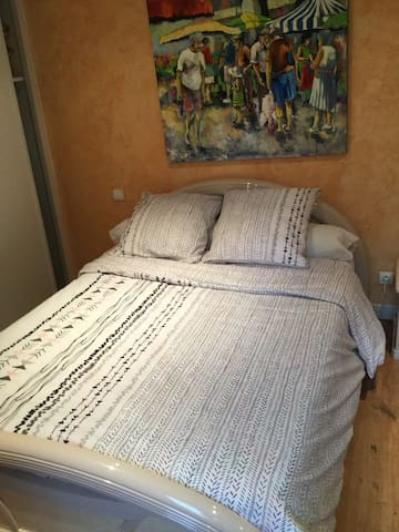 Chambre dans une maison de campagne - Bergerac - Hus