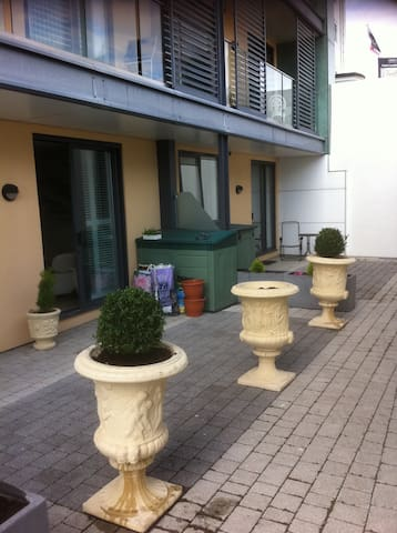Ground floor patio flat - Brighton - Daire